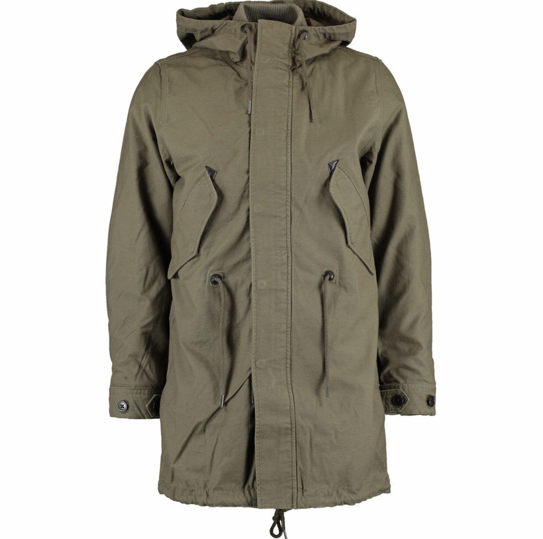 Diesel j-ibiki parka jacket all sizes £99.99 @ TK Maxx