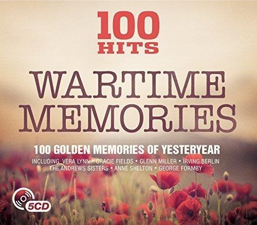 100 Hits Wartime Memories £2.99 (PRime) £5.98 (Non Prime) on Amazon!
