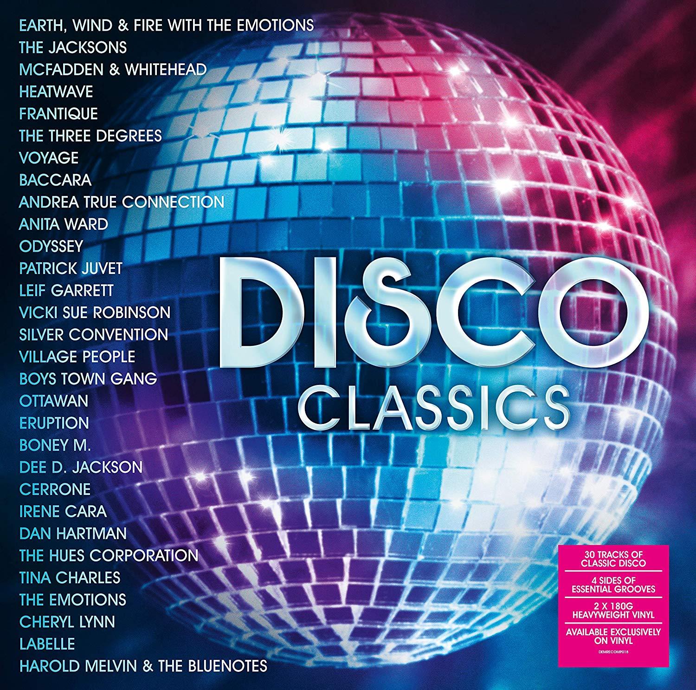 Disco Classics Vinyl for £9.99 (Prime) £12.98 (Non Prime) on Amazon!