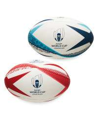 Gilbert Size 5 Official World Cup Rugby Ball - £6.99 instore or + £2.95 Delivery @ ALDI
