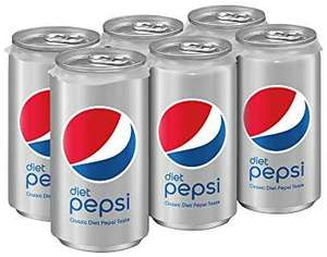 6 x Diet Pepsi 250ml - £1 at Home Bargains (Coulby Newham)