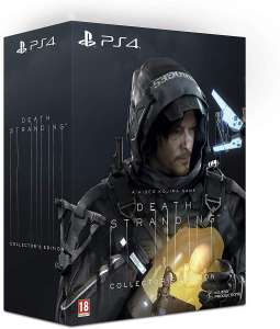 Death Stranding Collector's Edition (PS4) £174.99 pre-order @ Only at Game