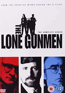 Lone Gunmen Complete Series DVD - Amazon UK - £6.29 (Prime) £9.28 (Non Prime)