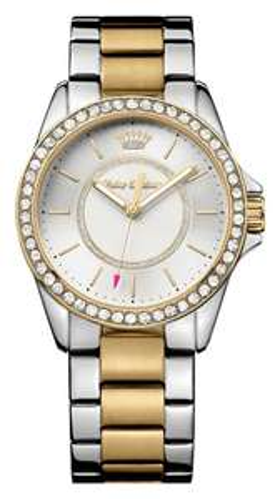 Juicy Couture Ladies Laguna Two Tone Bracelet Watch £18.99 @ Argos eBay - Free Delivery