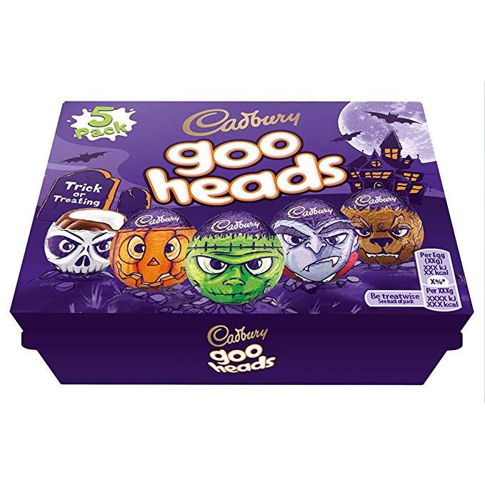 5 pack Cadbury goo heads £1 @ the Co-operative