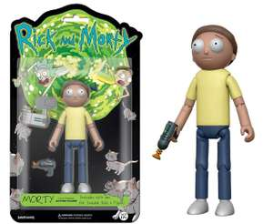 Rick and morty figures 10p instore @ B&M (Mansfield)