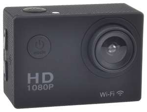 Vibe 1080p HD 16MP Action Camera and Accessory Kit - £14.99 + Free click and collect @ Argos