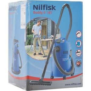 Nilfisk Buddy II Wet & Dry Vacuum 18L £49.99 + £1.99 Click and Collect @ TK Maxx