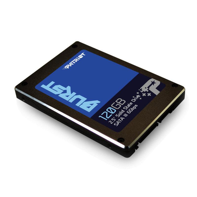Patriot BURST 120GB SSD - £18.47 Delivered @ Ebuyer