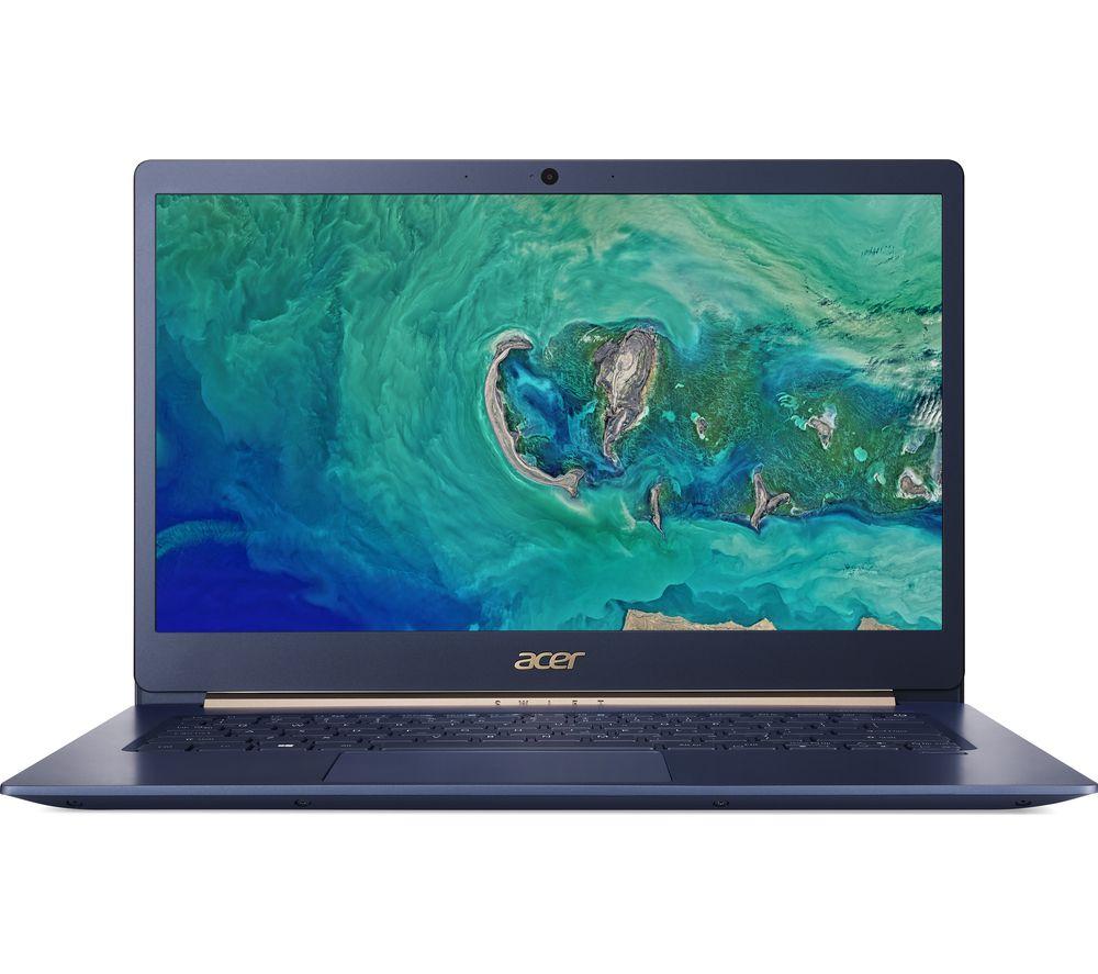 "ACER Swift 5 14"" Intel® Core™ i5 Laptop - 256 GB SSD, Blue - £699 @ Currys PC World"