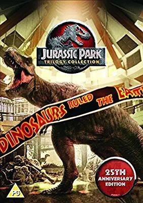 Jurassic Park Trilogy DVD £1.50 in store @ Tesco (Hamilton - Leicester)
