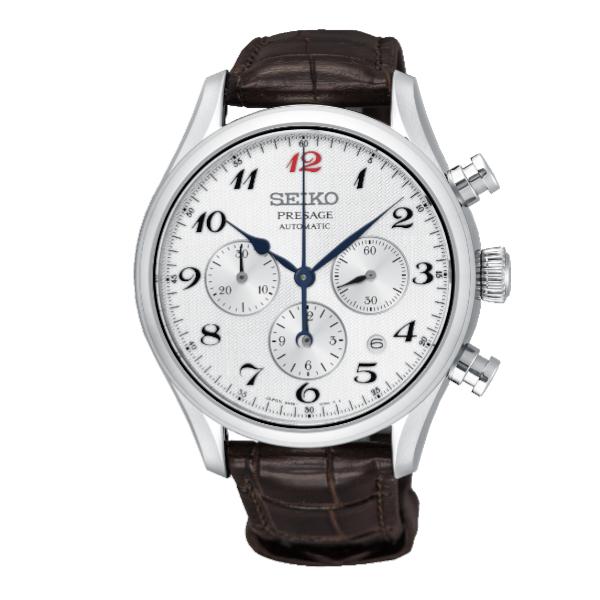 Seiko Presage Automatic Chronograph Watch - £950 @ AMJ Watches