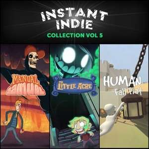 [PS4] Instant Indie Collection: Vol. 5 Inc Human: Fall Flat, Manual Samuel & The Little Acre - £3.99 @ PlayStation Store