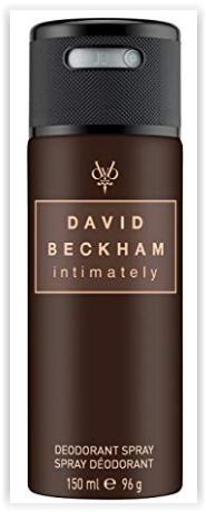 David Beckham Intimately Beckham Deodorant Anti-Perspirant Body Spray for Men, 150 ml - £2.15 Prime (+£4.49 non-prime) @ Amazon