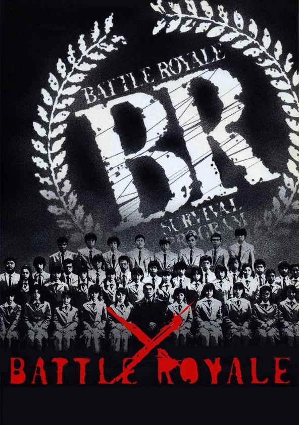 Battle Royale - £2.99 - Rakuten TV