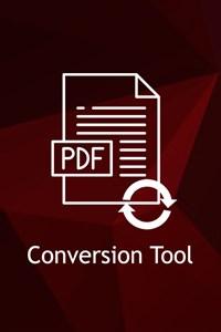 PDF Conversion Tool - PDF converter for Windows 10 - free on Microsoft Store
