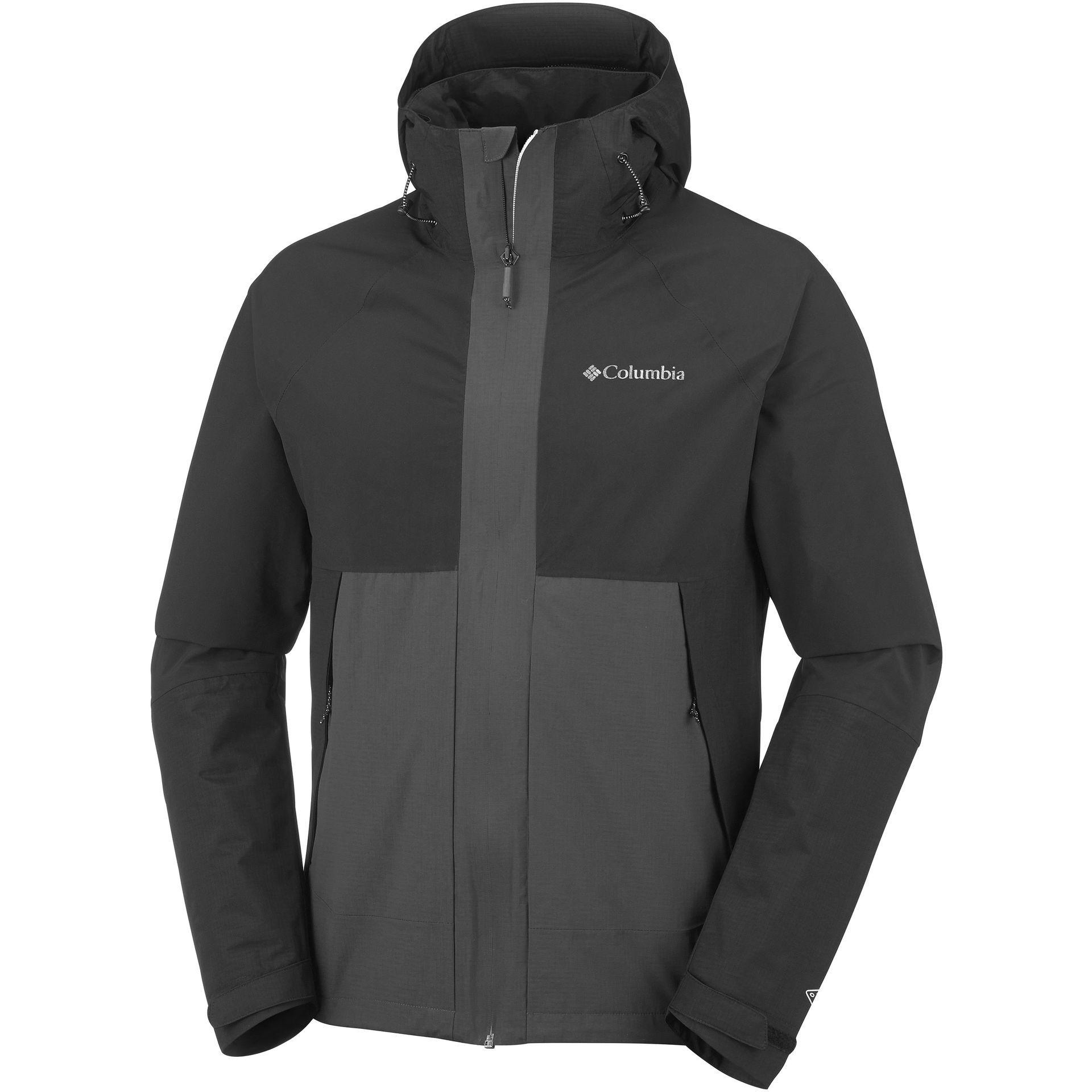 Columbia Men's Evolution Valley Rain Jacket - £43.95 @ Amazon