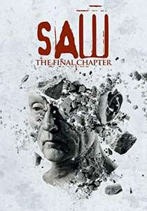 Saw 3D (Saw VII The Final Chapter) - £2.99 HD - Amazon Prime Video