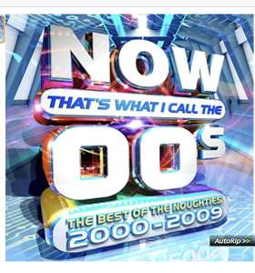 Now That's What I Call The 00S 3 CD set at Amazon 1.99 (Prime) £4.98 (Non prime) includes MP3 Autorip!