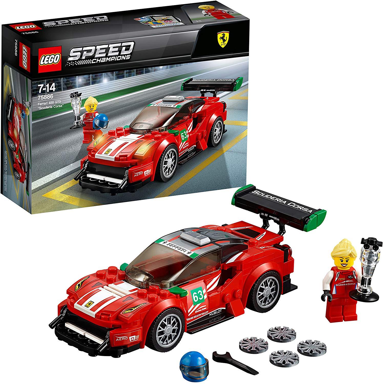 LEGO 75886 Building Blocks, Multicolored - £12.97 Prime / +£4.49 non Prime @ Amazon
