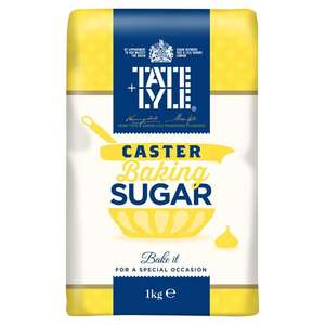 Tate & Lyle Fairtrade Caster Sugar 1kg instore @ Tesco Gorton