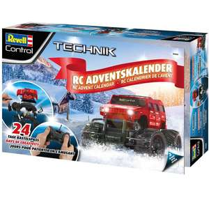 Revell RC Technik RC Car Advent Calendar - £15 @ Tesco Stockport Extra