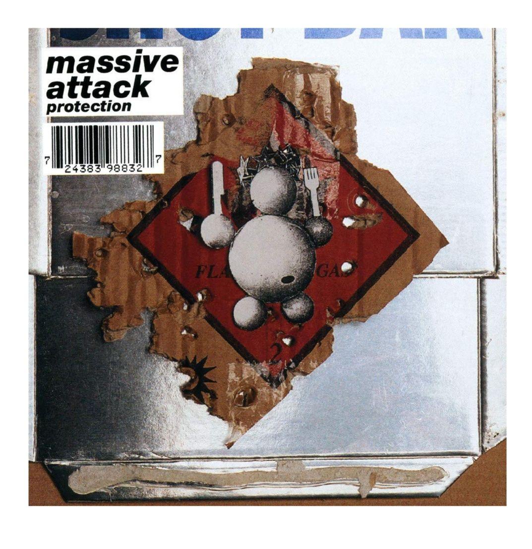 Massive Attack - Protection Limited Edition LP £12.99 Prime / £15.98 Non Prime @ Amazon