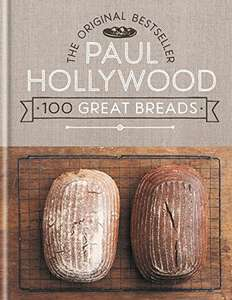 Paul Hollywood's 100 Great Breads recipe book - just 99p on Amazon Kindle @ Amazon