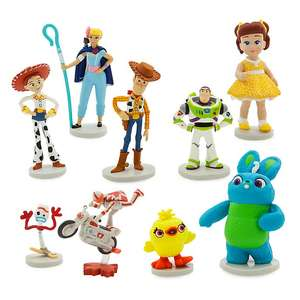 Toy Story 4 Deluxe Figurine Pack £13.50 Delivered @ Shop Disney