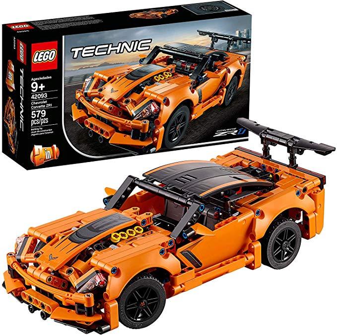 Lego Technic Chevrolet Corvette ZR1 Race Car 42093 instore @ Lidl (Southampton) - £27.99