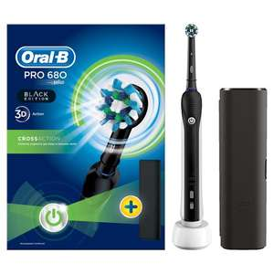 Oral B PRO 680 3D Action electric toothbrush - £24 @ Tesco