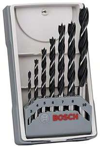 Bosch X-Pro Wood Drill Bit Set - £4.99 at Amazon Prime (+£4.49 Non Prime)