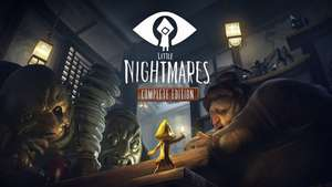 Little Nightmares Complete Edition (PC) - £5.59 @ Fanatical