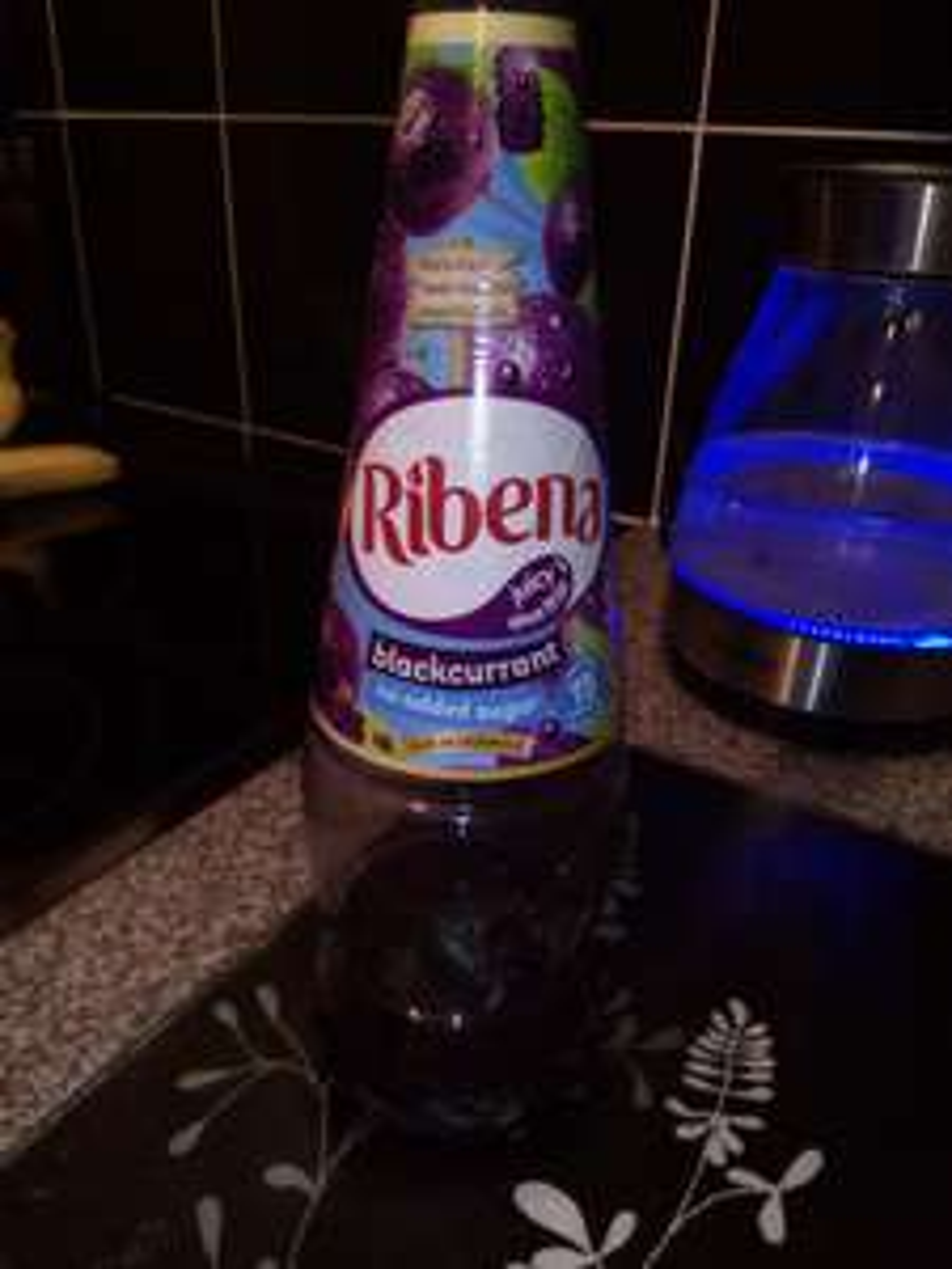 Ribena no added sugar 850ml £1 instore @ Iceland (Bristol)