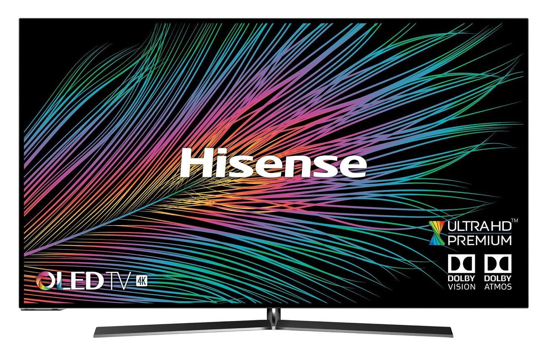 Hisense 55O8BUK 55 inch 4K Ultra HD HDR Smart OLED TV £1074.00 (with code) & 6 Year Warranty @ Richer Sounds