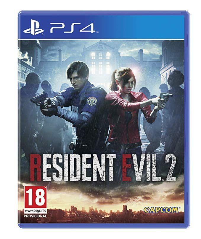 [PS4] Resident Evil 2 Remake - £16 Prime / £18.99 NP @ Amazon