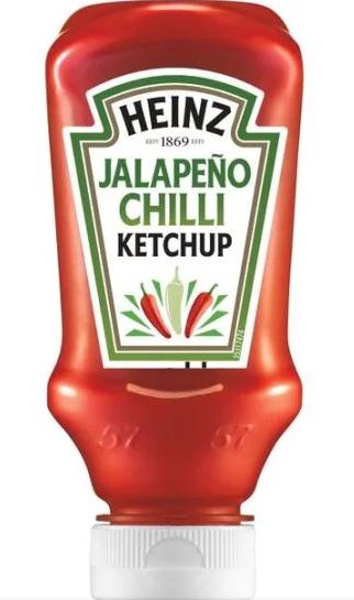 Heinz Jalapeno Chilli Ketchup Instore @ Poundstretcher - £0.49