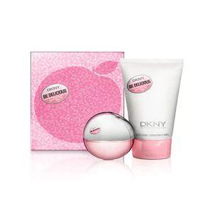 Dkny Be Delicious Fresh Blossom Gift Set 30ml Edp +100ml Body Lotion - £14.40 @ Superdrug