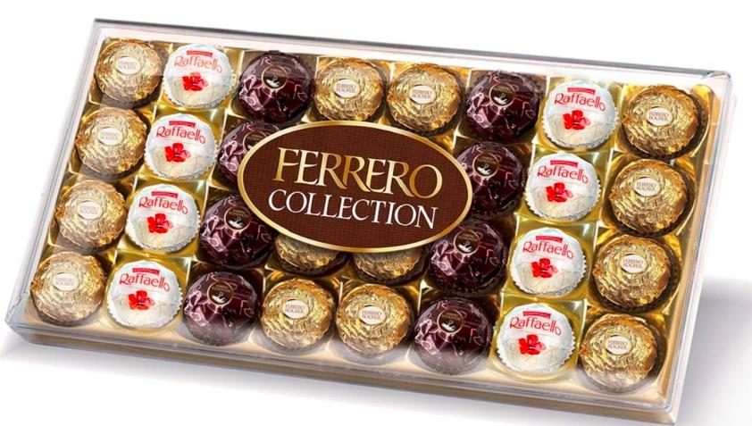 Ferrero Collection Chocolate Gift Set 32 pieces @ Amazon - £6.99 Prime / £11.48 non-Prime