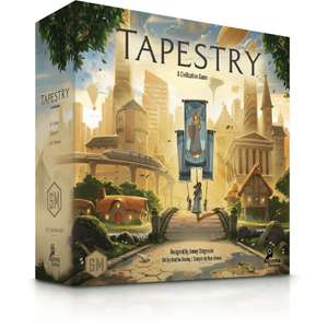 Tapestry - Stonemaier Games - Cheapest with code - £56.59 @ Chaos Cards