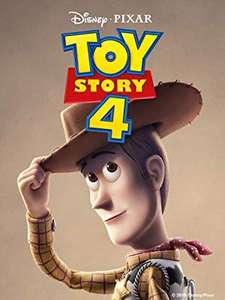 Toy Story 4 Rent HD for only £2.99 @ Amazon