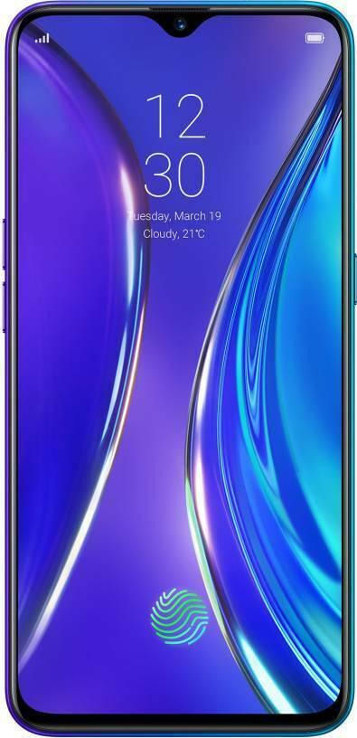 Global Version REALME X2 6.4''AMOLED 8GB RAM 128GB ROM Snapdragon 730G 64MP Quad Camera NFC Cellphone - £219.24 @ Ali Express / RTDC Store