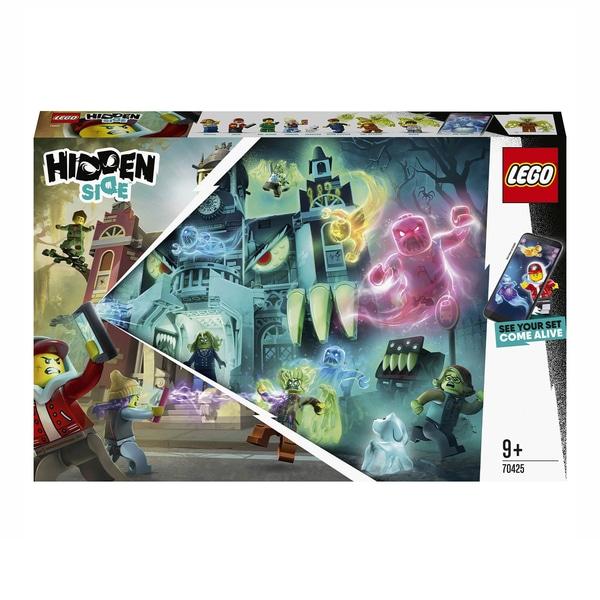 LEGO 70425 Hidden Side Haunted High School with AR Game Set - £73.49 @ Smyths