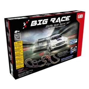 Electric Power Big Race Road Racing Set - £34.99 @ Smyths (Free Click & Collect)