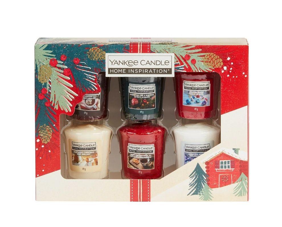 Yankee Candle Home Inspiration 6 Votive Gift Set £5.95 @ George Asda