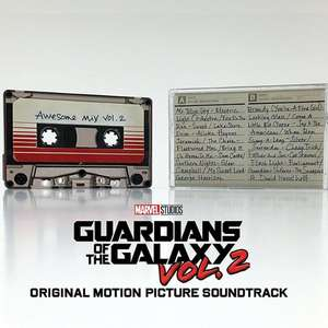 Guardians Of The Galaxy, Vol. 2: Awesome Mix, Vol. 2 - [Audio Cassette] - £5.87 delivered @ WowHD