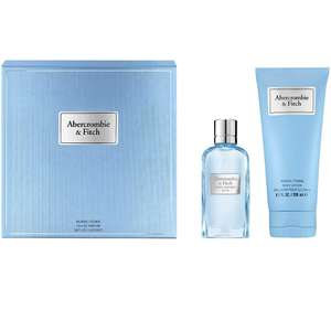 Abercrombie & Fitch First Instinct Blue Gift Set at Amazon £19.52 Prime / +£4.49 non Prime