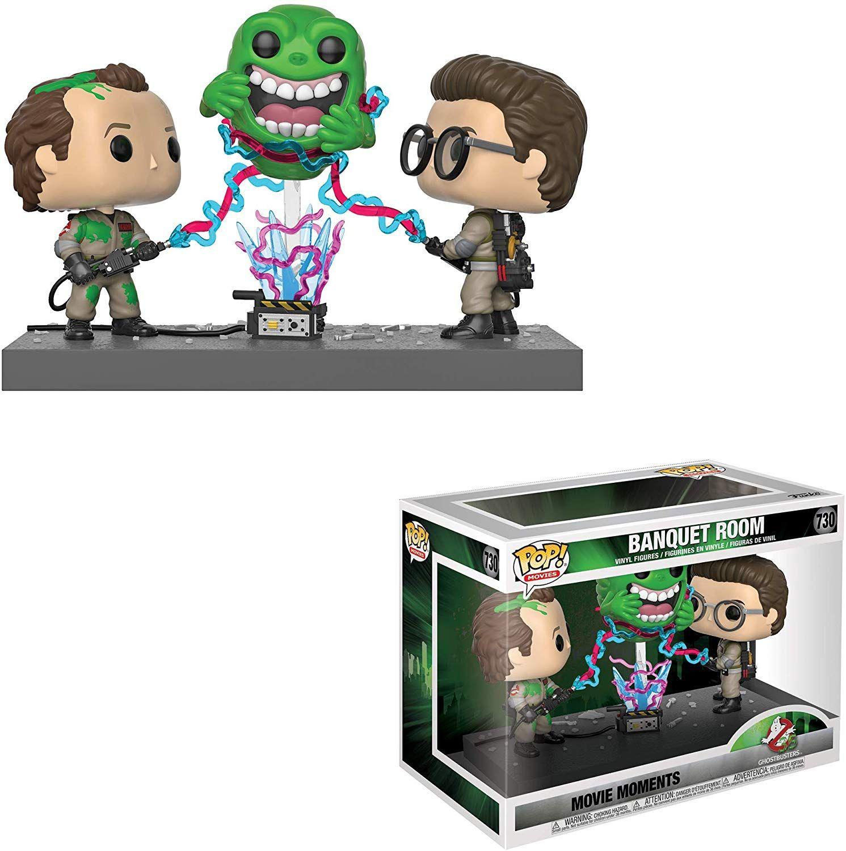 Funko 39504 POP Movie Moment: Ghostbusters-Banquet Room Collectible Figure, Multicolor at Amazon £13.99 Prime / £18.48 Non Prime