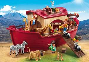 Playmobil 9373 Wild Life Floating Noah's Ark with Functioning Crane - £25.18 @ Costco (in store)