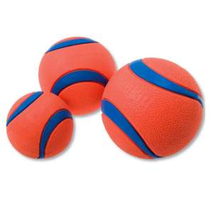 Chuckit Ultra Balls: Pack of 2. Durable, High Bounce, Rubber Dog Balls (Medium) for £5.99 from Amazon Prime / +£10.48 Non Prime